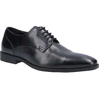 Hush puppies men's ezra school brogue shoe black