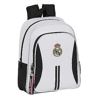 Child bag Real Madrid C.F. 20/21 White Black