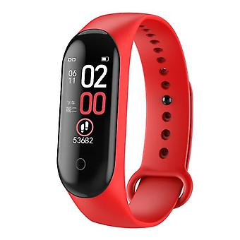 M4 Smart Watch With Health Monitoring Strap