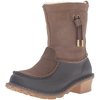 Woolrich Womens Fully Wooly Closed Toe Ankle Cold Weather Boots