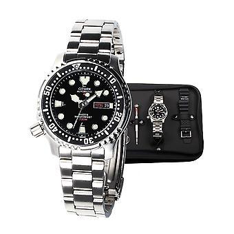 Mens Watch Citizen NY0040-09EEM, Automatique, 42mm, 20ATM
