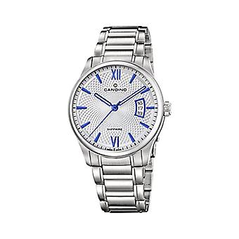 Classic Analog Quartz Candino Wristwatch C4690/1