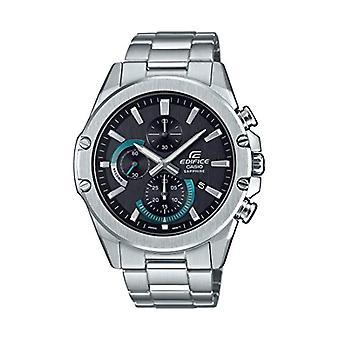 Casio analoog horloge quartz man met roestvrij staal band EFR-S567D-1AVUEF