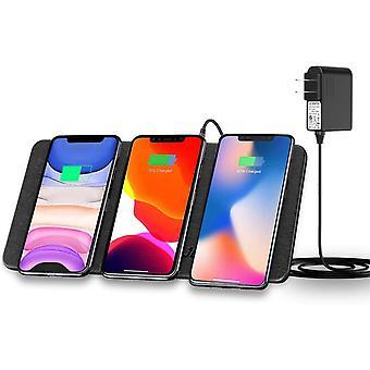 FengChun Caricatore Wireless, Je Tripli Dispositivi Caricabatterie Wreless Charger per iPhone 12/12