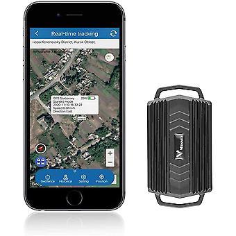 sterk magnetisk GPS tracker, lang standby tid GPS / AGPS dobbel posisjonering bærbar og praktisk tre måter å spore i tide (TK935 sterk magnetisme)
