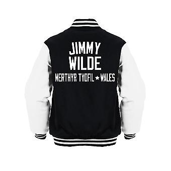 Jimmy wilde boxing legend kids jacket