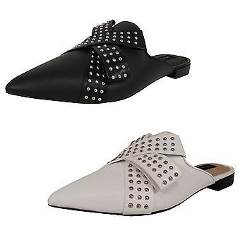 Steven By Steve Madden Womens Vander-S Slip On Mule Shoes
