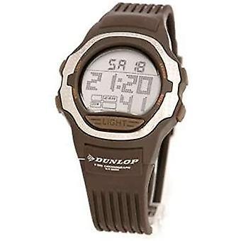 Dunlop watch dun-36-l06 brown