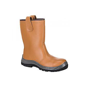 Portwest Steelite Rigger Boot S1P CI HRO FW12