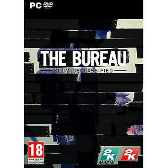 The Bureau XCOM Declassified Game PC