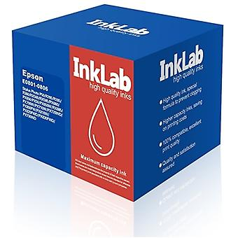 InkLab 801-806 Epson Compatible Multipack Replacement Ink