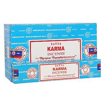 Karma Incense Sticks by Satya