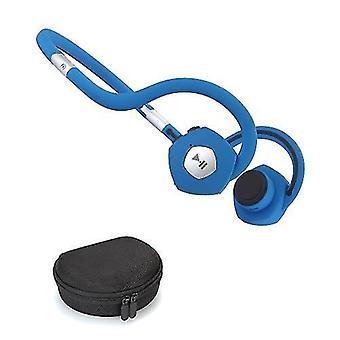 Bluetooth Headsets trådløse benledningshovedtelefoner Svedsikker til cykling kører køre gym