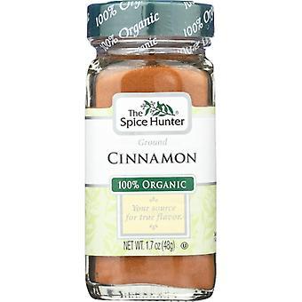 Spice Hunter Cinnamon Grnd Org, Case of 6 X 1.7 Oz
