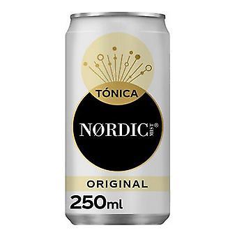 Forfriskende Drink Nordic Mist Tónica (25 cl)