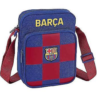 Shoulder Bag F.C. Barcelona 19/20 Navy Blue