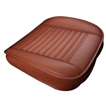 Capa do banco dianteiro do carro respirável cadeira de almofada de almofada mat pad protetor