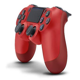 Doubleshock Bluetooth Wireless Controller For Playstation 4,(Magma Red)