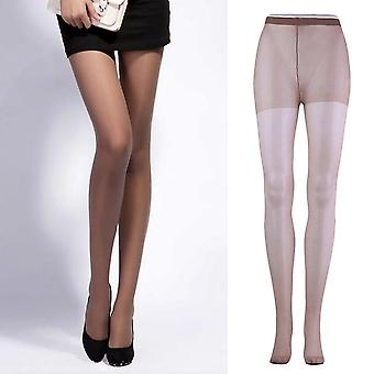 Ultra Thin Nylon Sexy Women Transparent Tights Pantyhose Color Stockings