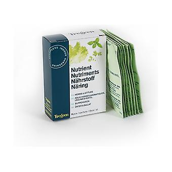 Nutrients for herbs and lettuces 8 packets