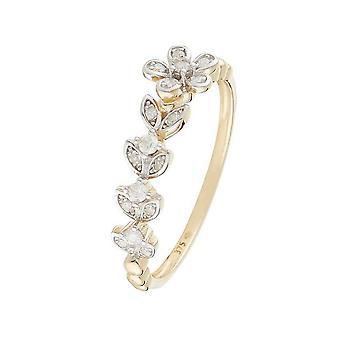 Anillo 'Datu' oro amarillo y diamantes