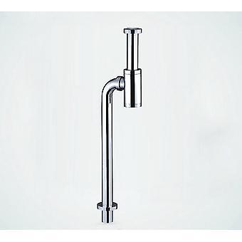 Tuyau de drainage anti-odorante anti-odor handbasin en acier inoxydable