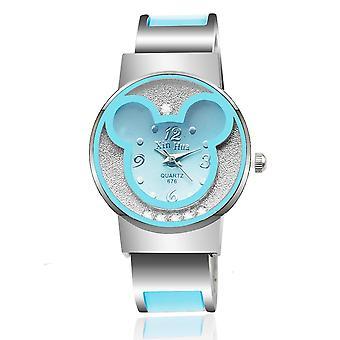 Детские кварцевые часы Мультяшные наручные часы