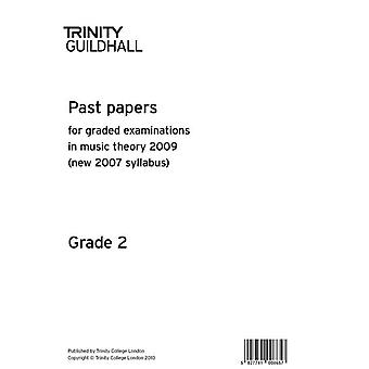 Trinity College London Past Papers: Theory of Music (2009) Gd 2