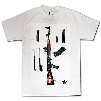 Mafioso Breakdown T-Shirt White