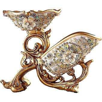 Europa Weinflaschenregal Retro Kreative Hauseinrichtung Ornament Luxus Wohnzimmer Dekoration|