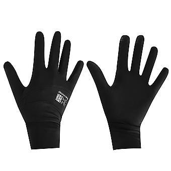 Karrimor Womens Liner Gloves Walking Running Outdoor Reflective Details