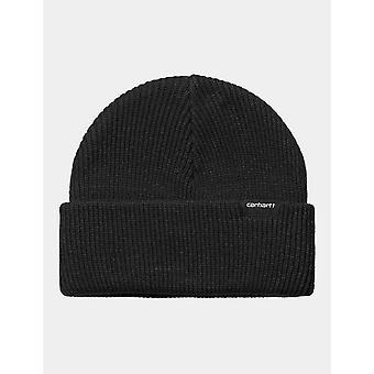 Carhartt WIP Gordan Beanie Hat - Negro