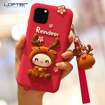 Loft Is Suitable For Iphone12 Mobile Phone Case Apple 13pro Cartoon Silicone Protective Cover