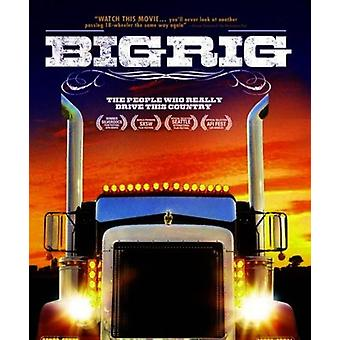 Big Rig [Blu-ray] USA import