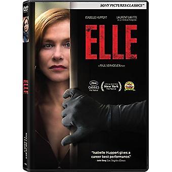 Elle [DVD] USA tuonti