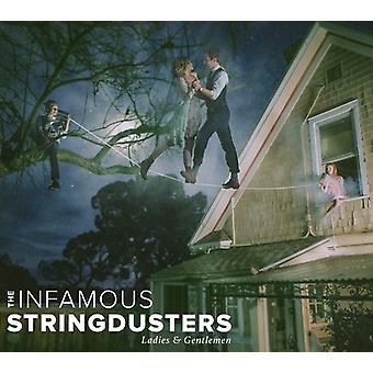 Infamous Stringdusters - Ladies & Gentlemen [Vinyl] USA import