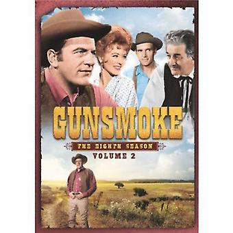 Gunsmoke - Gunsmoke: Vol. 2-Säsong 8 [DVD] USA import