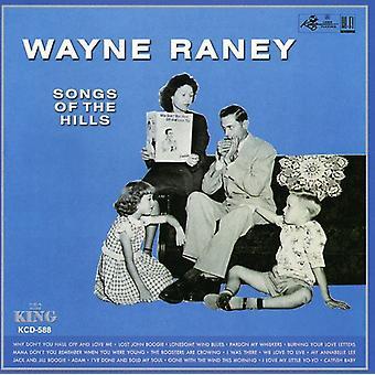 Wayne Ramey - Songs of Hills [CD] USA import