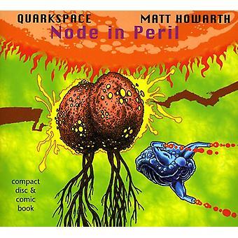 Quarkspace/Howarth - solmu vaara [CD] USA tuonti