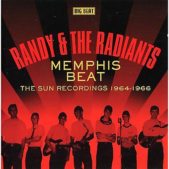 Randy & de Radiants - Memphis Beat-Sun Recordings 1964-1966 [CD] USA importeren