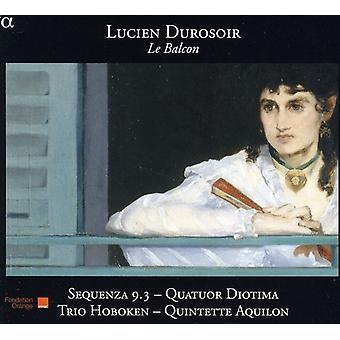 Durosoir - Lucien Durosoir: Le Balcon [CD] USA import