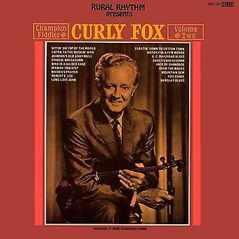 Curly Fox - 18 Old Time Country Favorites [CD] USA import