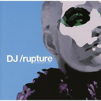 DJ Rupture - Minesweeper Suite [CD] USA import