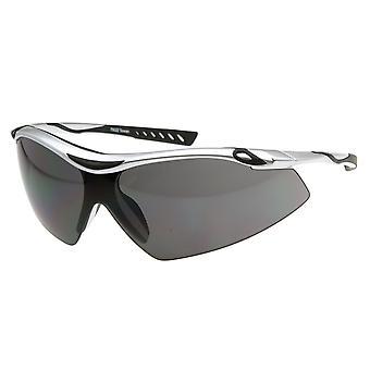 """نصف الإطار """"النشط TR90 الرياضة درع النظارات الشمسية"""""""
