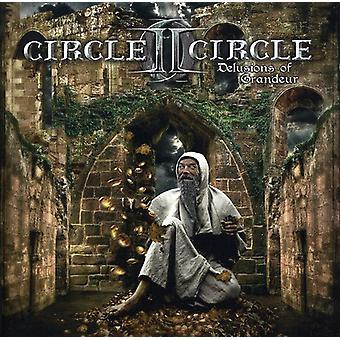 Cirkel II cirkel - waanideeën van Grandeur [CD] USA import
