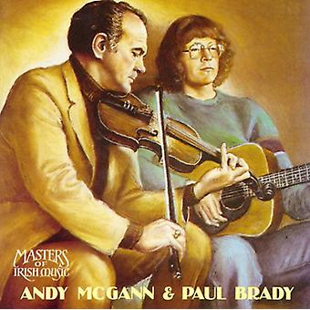 McGann/Brady - traditionelle Musik von Irland [CD] USA import