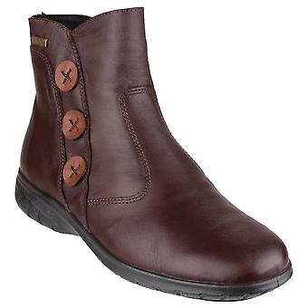 Cotswold Womens Dowdswell Leather Boot Chocolate