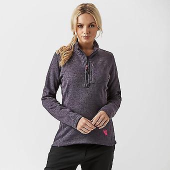 New Sprayway Women's Kiso Half-Zip Fleece Purple
