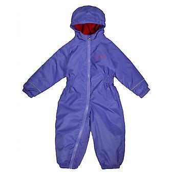 Regatta Great Outdoors Childrens Toddlers Splosh III Waterproof Rainsuit