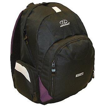 Highlander garçons B Swift Padded sac à dos scolaire sac 17 litres